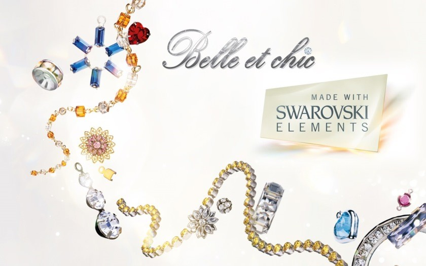 Belle Et Chic - Made With Swarovski Elements